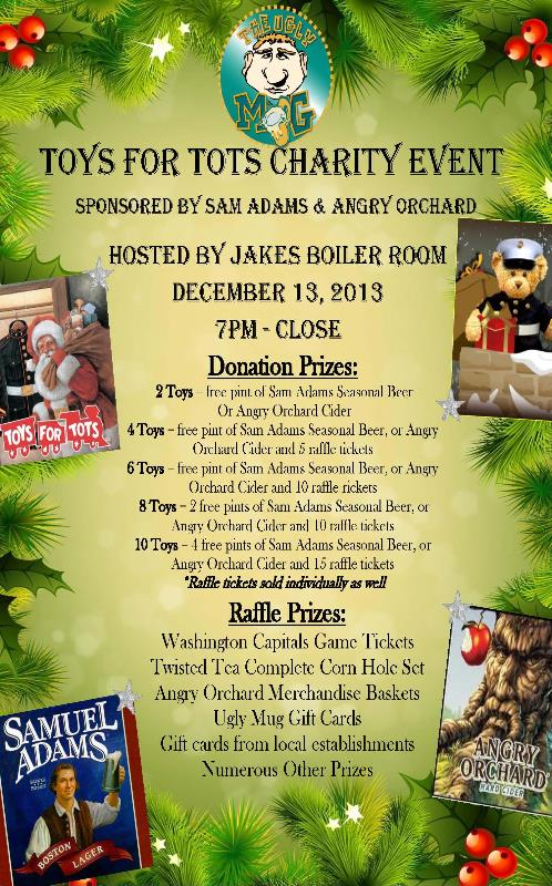 Toys For Tots Flyers Editable : What to do this weekend december washingtonian