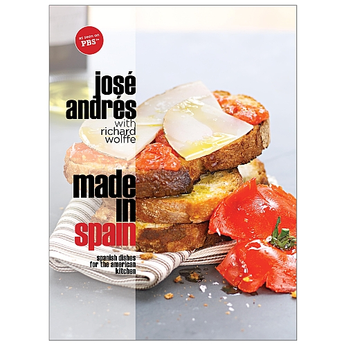 Made In Spain Book