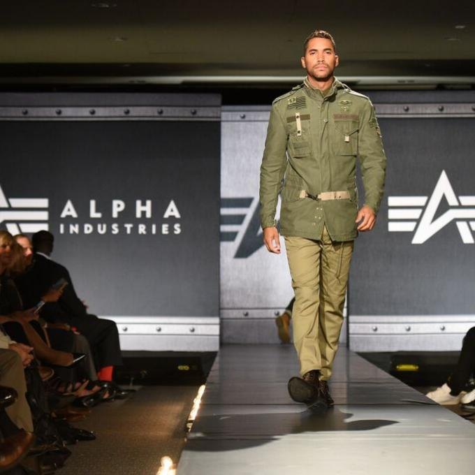 alpha industries 50th anniversary of the m 65 field coat. Black Bedroom Furniture Sets. Home Design Ideas
